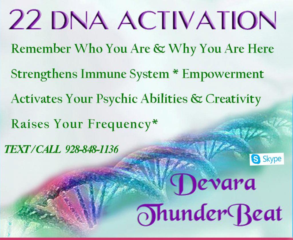 22 DNA Session w Skype